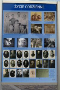 4 Wystawa na Rynku Olkuscy Żydzi 3