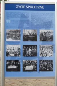4 Wystawa na Rynku Olkuscy Żydzi 4